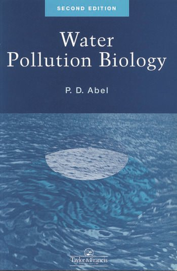 Water Pollution Biology book cover