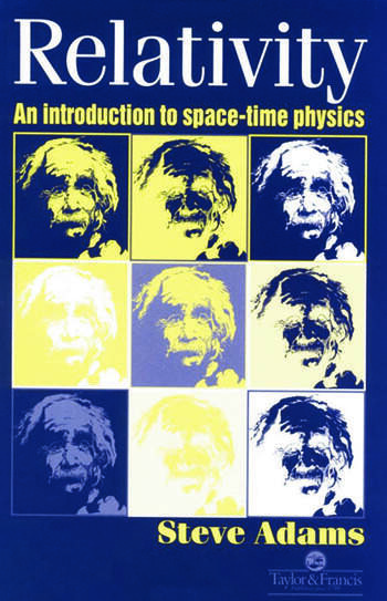 Relativity An Introduction to Spacetime Physics book cover