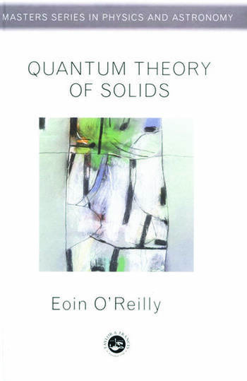 Quantum Theory of Solids book cover