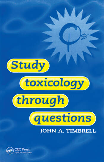 Study Toxicology Through Questions book cover