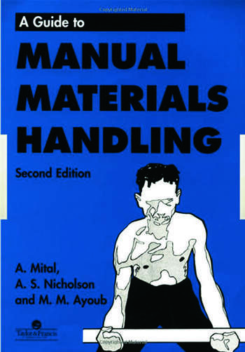 Guide to Manual Materials Handling book cover