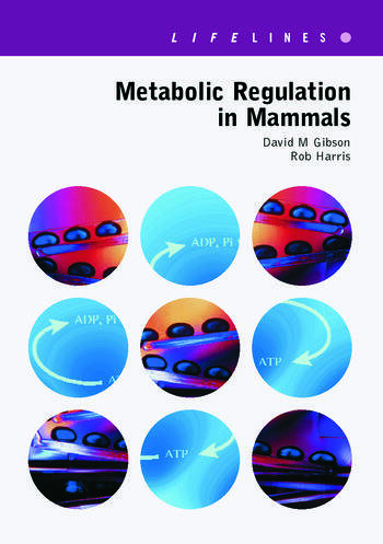Metabolic Regulation in Mammals book cover