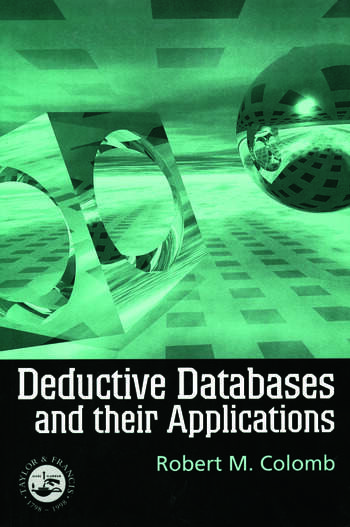 Deductive Databases and Their Applications book cover