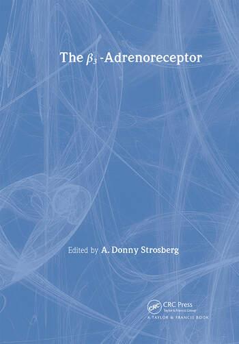β3 Adrenoreceptor book cover