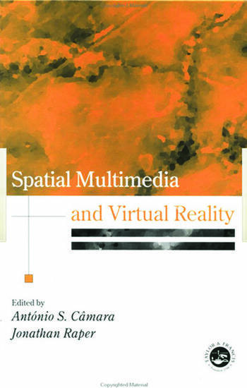 Spatial Multimedia and Virtual Reality book cover