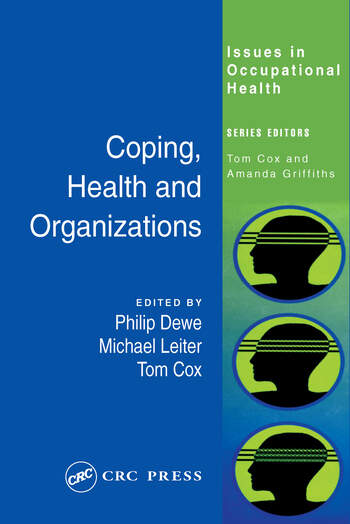 Coping, Health and Organizations book cover