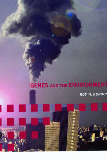Genes and the Environment book cover