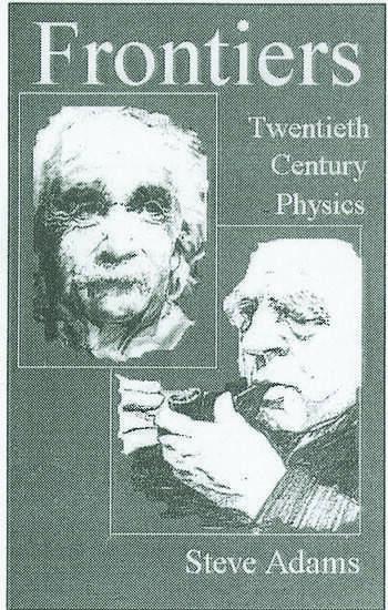 Frontiers Twentieth Century Physics book cover