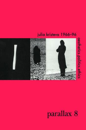 Julia Kristeva book cover