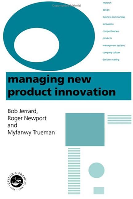 Managing New Product Innovation book cover
