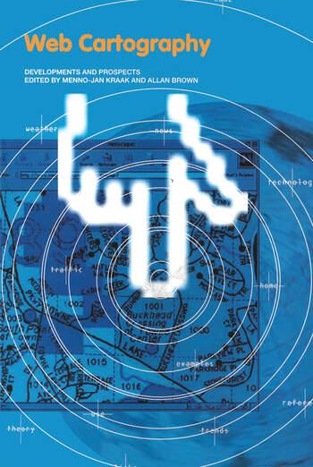 Web Cartography book cover