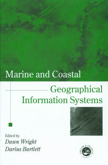 Marine and Coastal Geographical Information Systems book cover