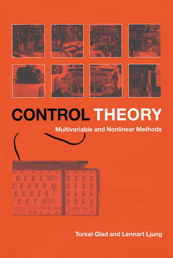 Control Theory book cover