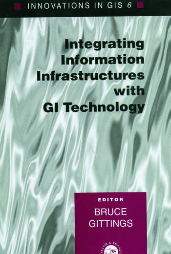 Innovations in GIS 6 Innovations in GIS 6 book cover
