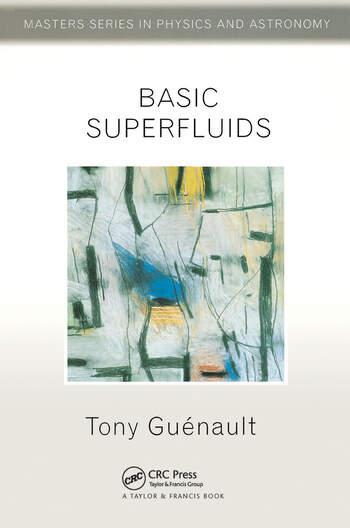 Basic Superfluids book cover