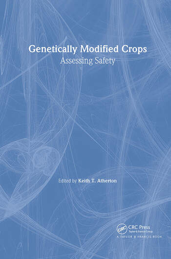 Genetically Modified Crops Assessing Safety book cover