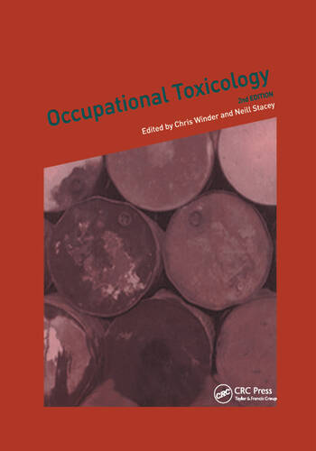 Occupational Toxicology, Second Edition book cover