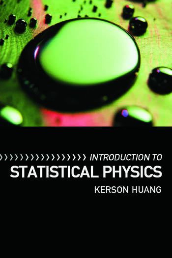 Introduction to Statistical Physics book cover