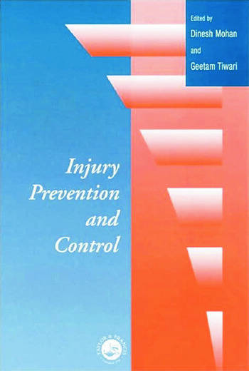 Injury Prevention and Control book cover