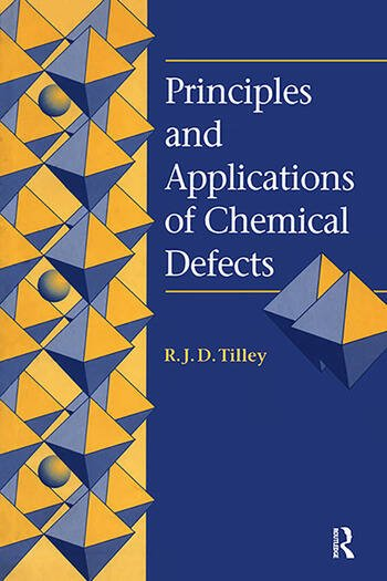 Principles and Applications of Chemical Defects book cover