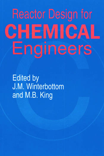 Reactor Design for Chemical Engineers book cover
