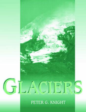 Glaciers book cover
