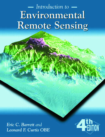 Introduction to Environmental Remote Sensing book cover