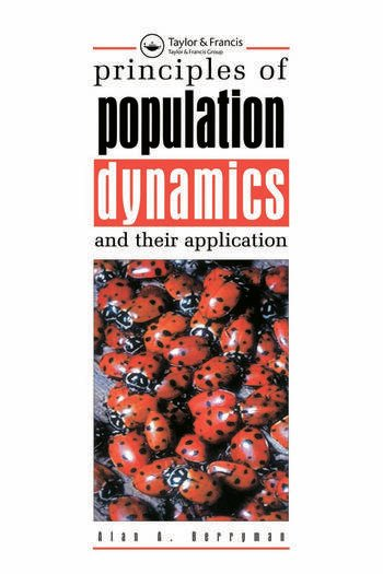 Principles of Population Dynamics and Their Application book cover
