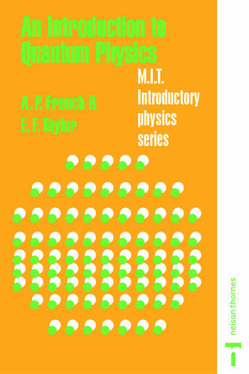 An Introduction to Quantum Physics book cover