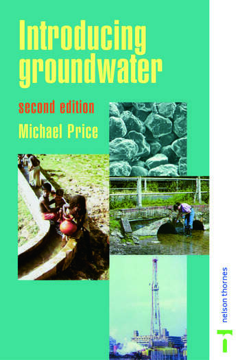 Introducing Groundwater book cover