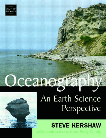 Oceanography: an Earth Science Perspective book cover