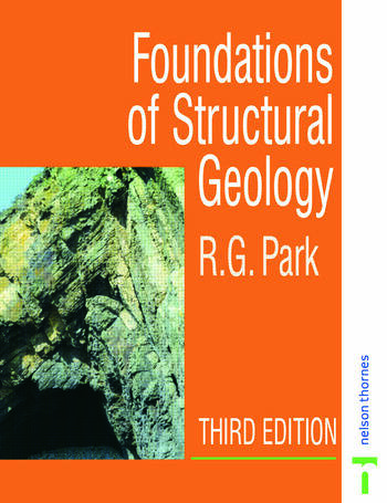 Foundation of Structural Geology book cover