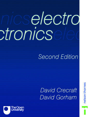 Electronics book cover