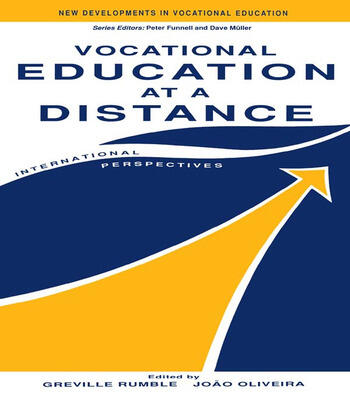 Vocational Education at a Distance International Perspectives book cover