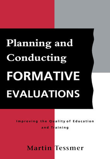 Planning and Conducting Formative Evaluations book cover