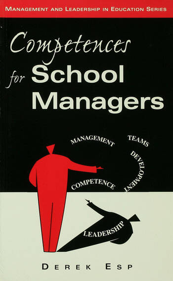 Competences for School Managers book cover