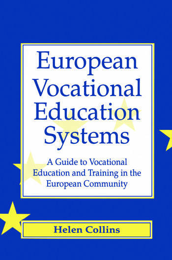 European Vocational Educational Systems book cover