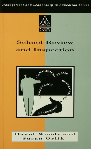 School Review and Inspection book cover
