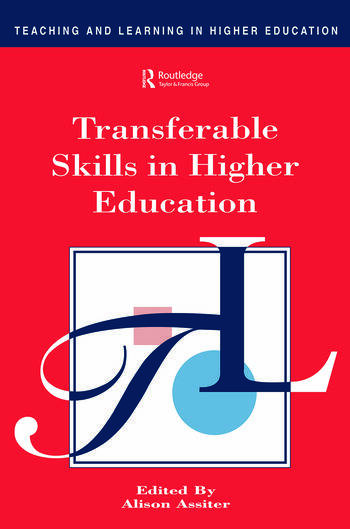 Transferable Skills in Higher Education book cover