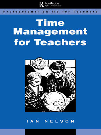 Time Management for Teachers book cover