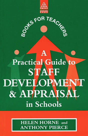 A Practical Guide to Staff Development and Appraisal in Schools book cover