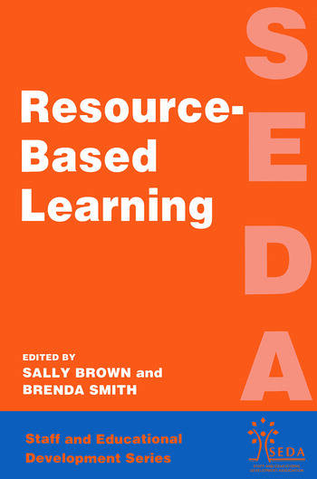 Resource Based Learning book cover