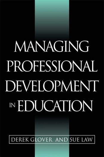 Managing Professional Development in Education book cover
