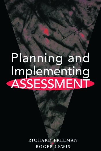Planning and Implementing Assessment book cover
