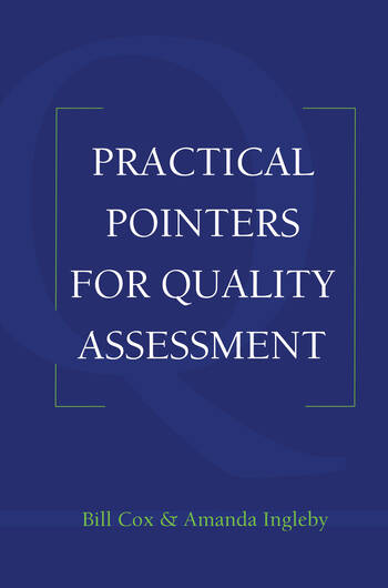 Practical Pointers on Quality Assessment book cover