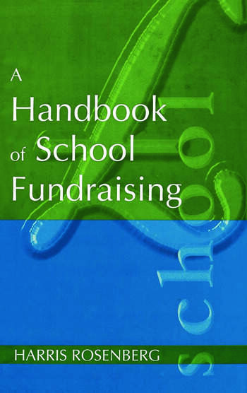 A Handbook of School Fundraising book cover