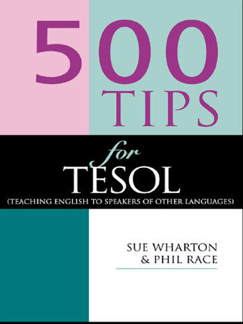 500 Tips for TESOL Teachers book cover