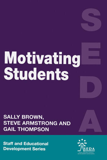 Motivating Students book cover