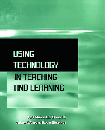 Using Technology in Teaching and Learning book cover