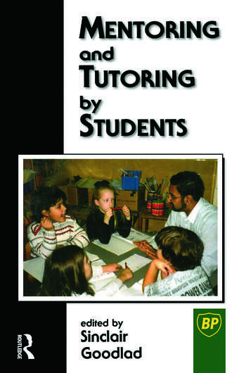 Mentoring and Tutoring by Students book cover